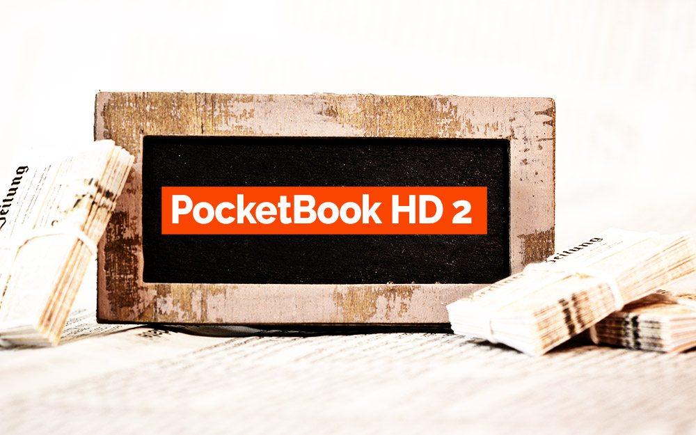 Ciekawy czytnik PocketBook Touch HD 2 – test eCzytelnik