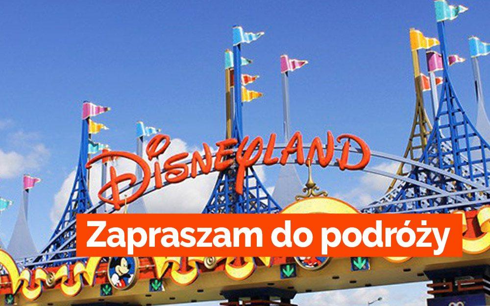 Podróż do Disneylandu z Google
